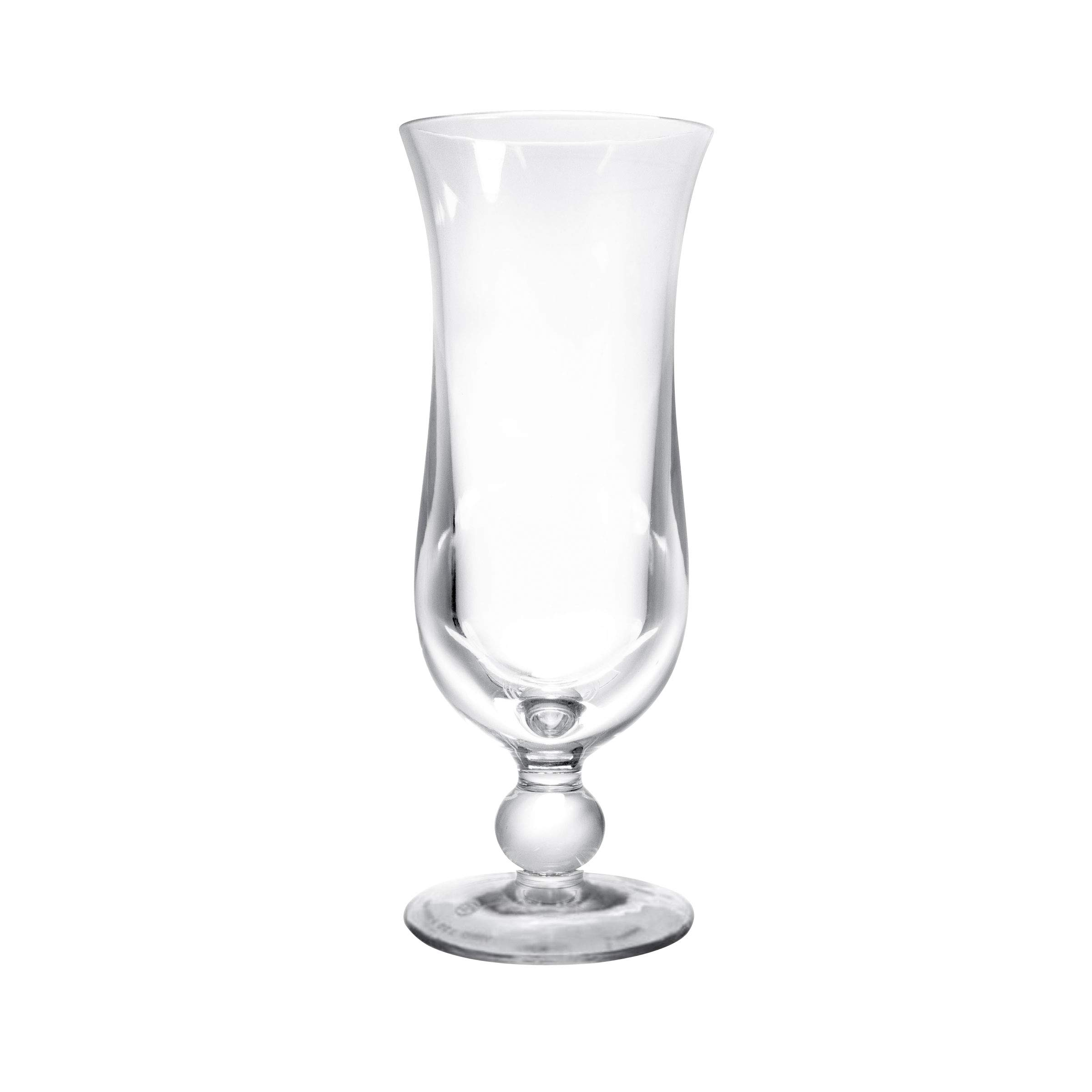 Elite Global Solutions DW11PC-CL Hurricane Glass, 3'' Dia. x 8'' h, Polycarbonate, Clear Polycarbonate (Pack of 24)