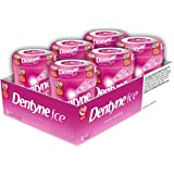 Dentyne Ice Sugar Free Arctic Bubble Gum, 6 Go Cups (360 Pieces Total)