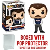 NFL Legends Mike Ditka Bears Coach Pop! Vinyl Figure and (Bundled with Pop BOX