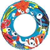 """20"""" Blue Ocean Fun Children's Inflatable Swimming Pool Inner Tube Ring Float"""