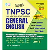 TNPSC General English Study Material Book for Group 2, 2A, 4 & VAO Exams