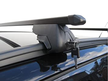 Roof Rack Rail Bars Lockable | Vauxhall Astra Estate Sports Tourer