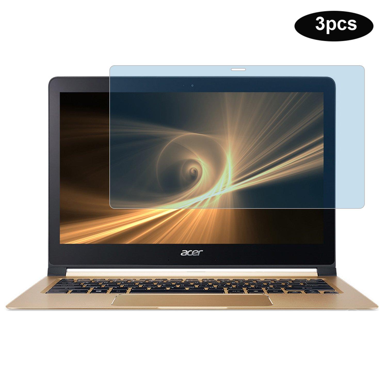 pmallcity透明ノートパソコンスクリーンプロテクターfor Acer Swift 7 sf713 – 51 G、ノートブックコンピュータHDクリア液晶スクリーンガードFilm for Acer Swift 7 sf713 – 51 sf713 – 51-m51 W 13.3