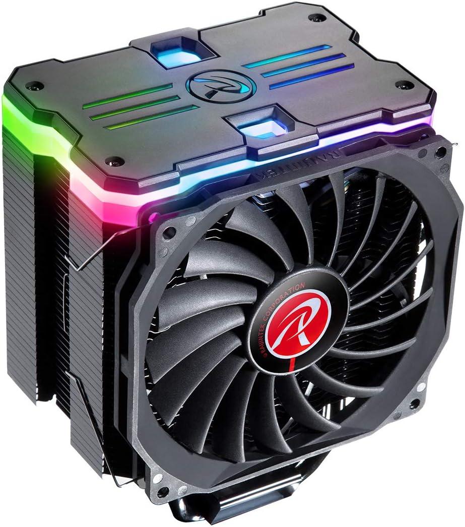 Ventirad 0R10B00094 Raijintek MYA RBW Rainbow LED Fan 120 mm