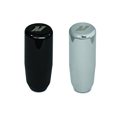 Weighted Shift Knob Silver Mishimoto: Automotive