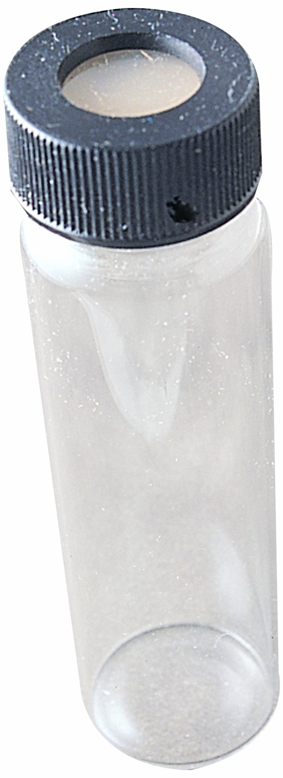 Thomas 91053 Borosilicate Glass 40mL Certified EPA Vial with Autoclavable Cap (Pack of 72)