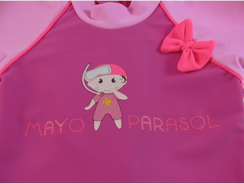 MayoParasol Combinaison Maillot Anti UV Rosie Mangue