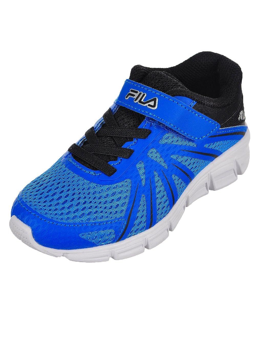 86d3acc7 Amazon.com | Fila Boys' Fraction Sneakers | Sneakers