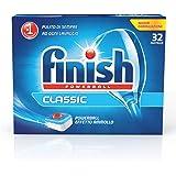 FINISH Tabs lavasto.classico * 32 pastiglie - Detergente para lavavajillas