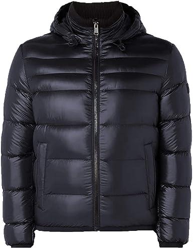 hugo boss duck down jacket
