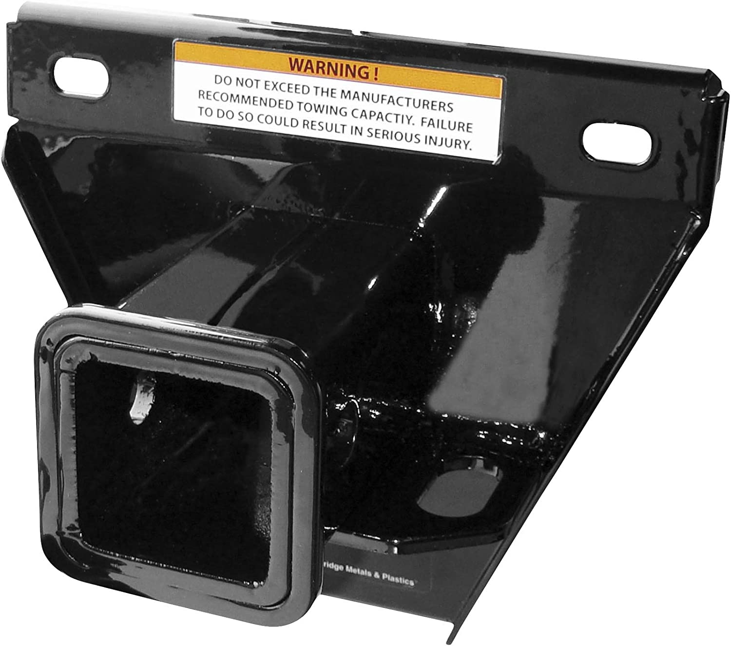 """NEW YAMAHA 2/"""" RECEIVER HITCH GRIZZLY 4X4 550 660 700 09 10 11 12 13 14"""