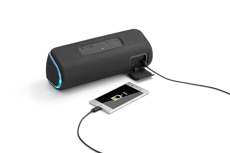 Sony SRS-XB41 Portable Wireless Bluetooth Speaker, Black (SRSXB41/B) by Sony (Image #7)