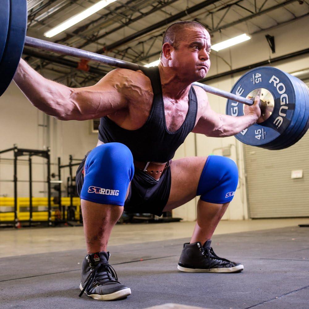 Strong Knee Sleeves Mark Bell Slingshot Large Black