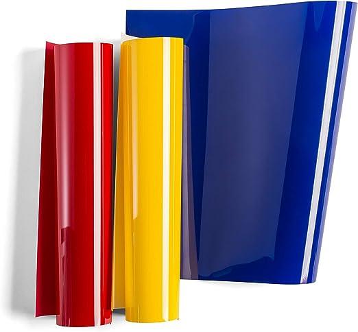 Cricut Everyday Iron On 12 X12 3 Sheet Heat Transfer Material Playroom Sampler Multi 12 X 12 Amazon Co Uk Kitchen Home