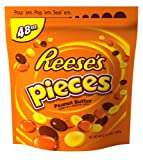 REESE'S PIECES Candy, 48 Ounce (Halloween Candy)