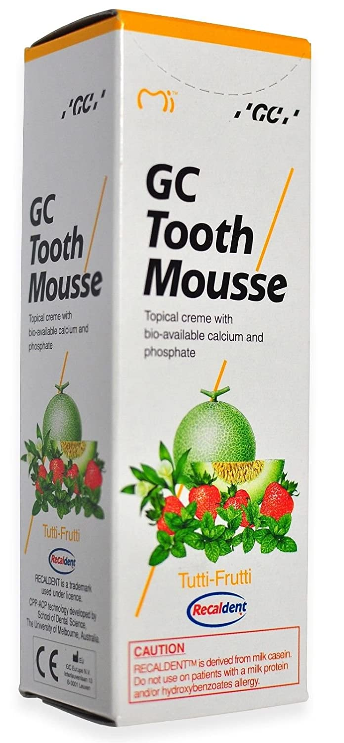Gc Tooth Mousse (tutti-frutti)