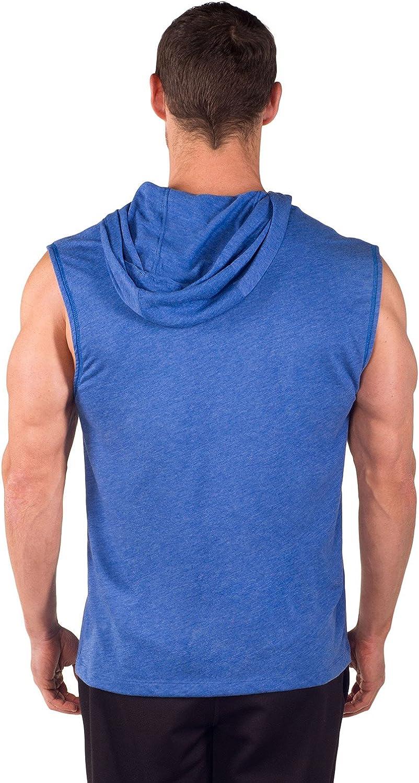 Pitbull Gym Varsity Sleeveless Hoodie