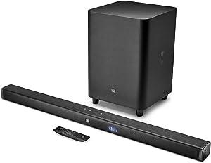JBL Bar 3.1 Home Theater System w/ Soundbar & Wireless Subwoofer - JBLBAR31BLK (Renewed)