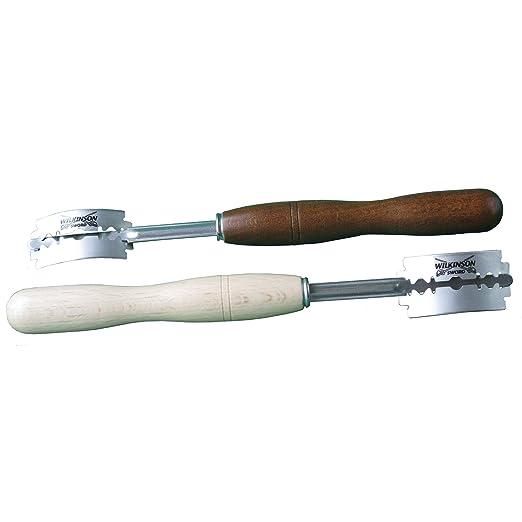 Mango para Lame de Baker o Grignette - Mango para cuchilla de panadero o cuchilla para cortar la masa de pan (Haya Natural)