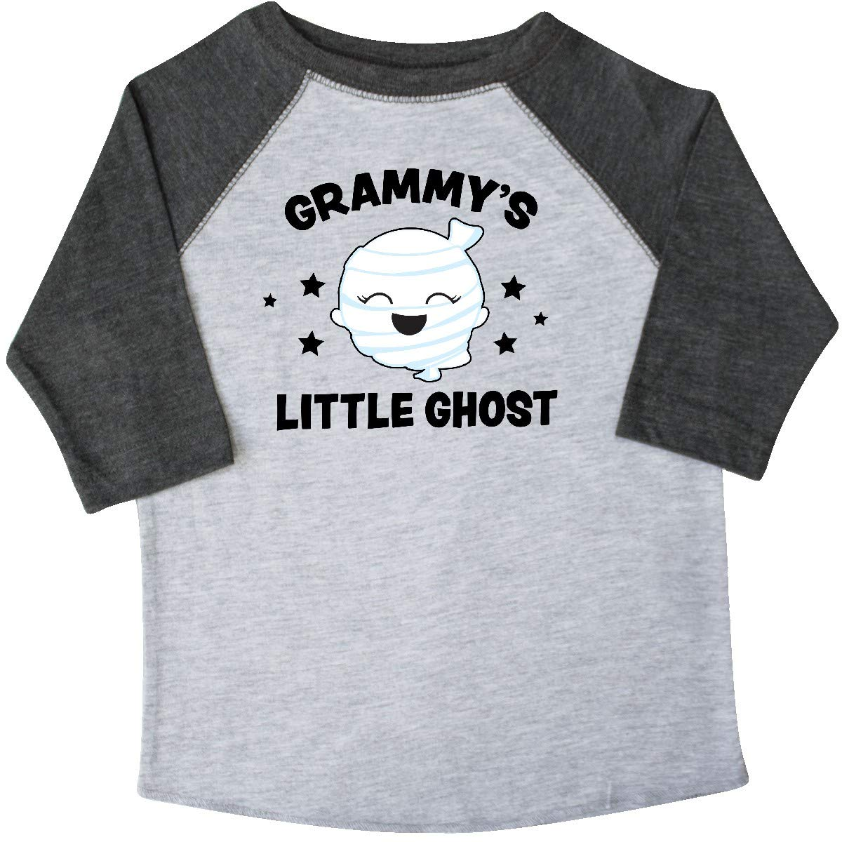 inktastic Cute Grammys Little Ghost with Stars Toddler T-Shirt