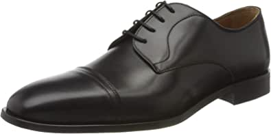 BOSS Lisbon_Derb_buct, Zapatos de Cordones Derby Hombre