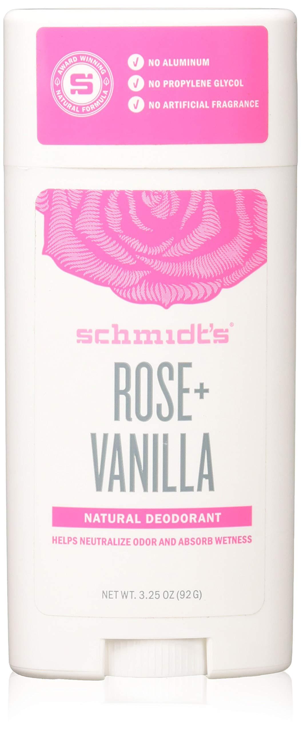 Amazon Com Schmidt S Natural Deodorant Lavender And
