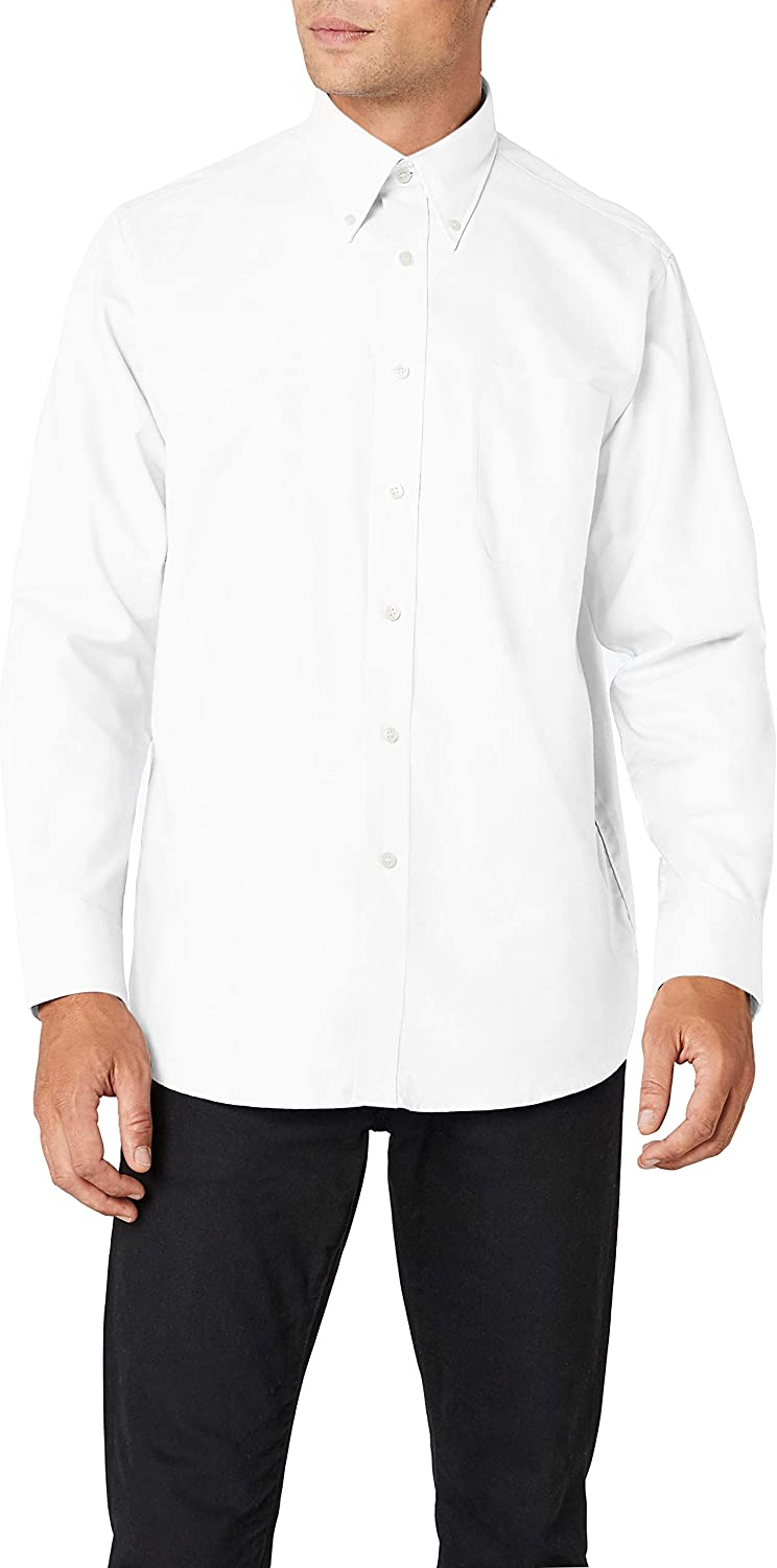 Fruit of the Loom Oxford Camisa para Hombre