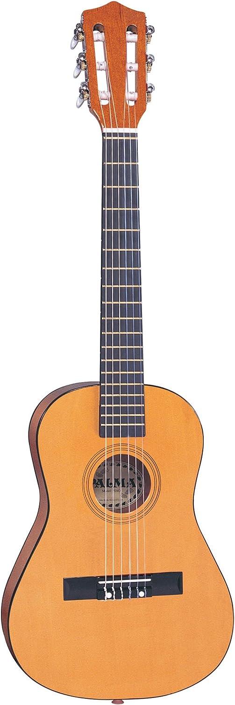 Palma PJNOFT - Guitarra acústica con cuerdas metálicas (tipo junior), color natural