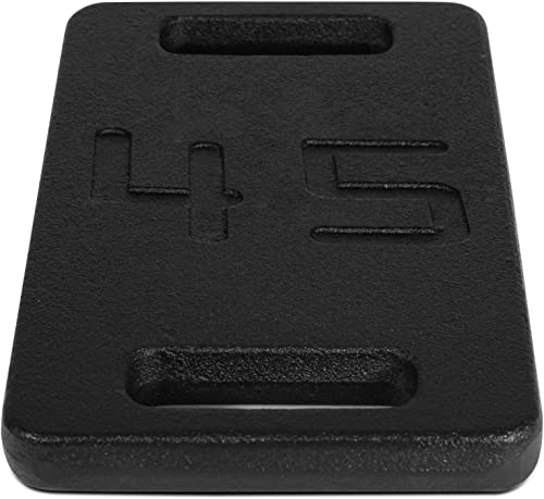 Yes4All Cast Iron Ruck Weight Multi Weights Available 10
