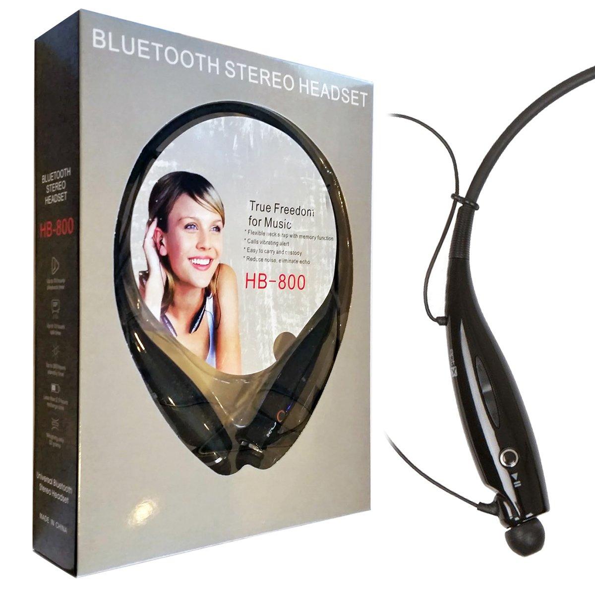 hb-800 wireless bluetooth stereo headset