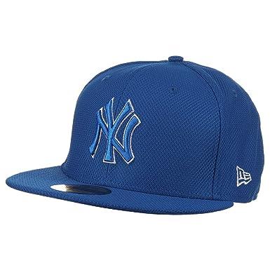 f1639f09077d2 59FIFTY NY Tonal Diamond Cap NEW ERA casquettes (61 cm - bleu ...