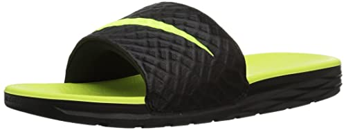 9f89c5723 Nike Boys Benassi Solarsoft Slide Beach   Pool Shoes  Amazon.co.uk ...