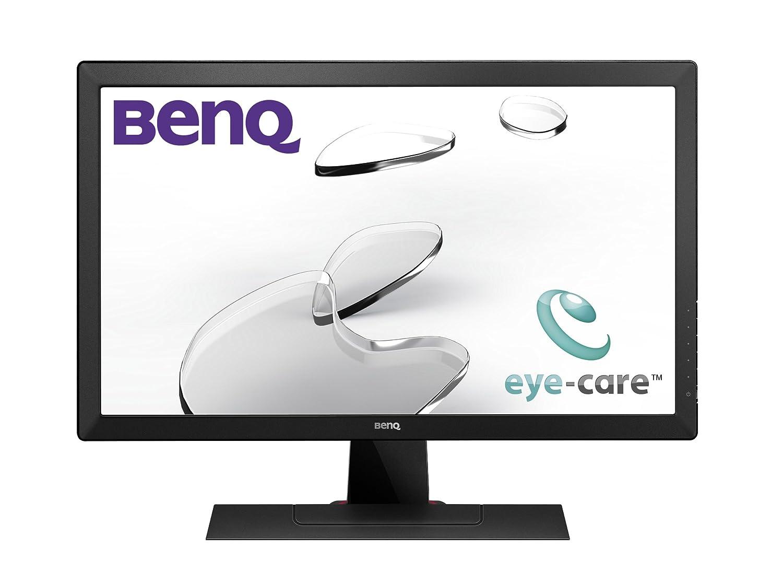 BenQ RL2450HTW 24 inch LED Monitor - White: Amazon.co.uk: Computers &  Accessories
