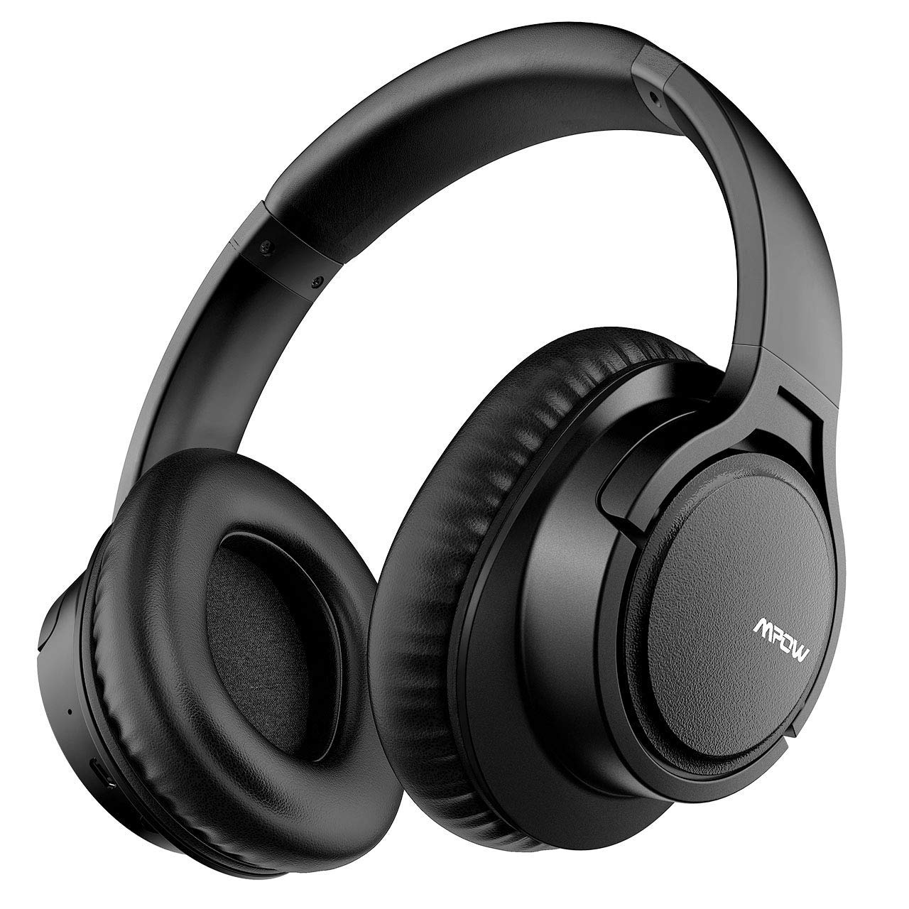 Auriculares : Mpow H7 Wireless Headphones Safe Rechargeable