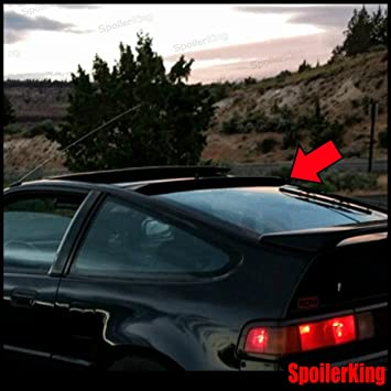 Compatible with Honda Civic 2dr 1996-2000 380R Spoiler King Roof Spoiler XL