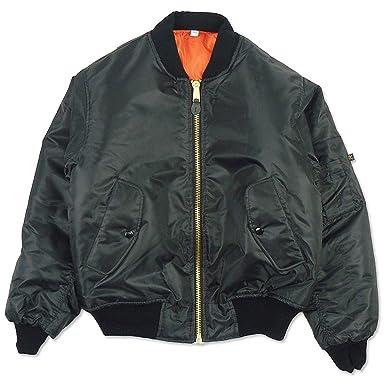 0b53e5bb8e9474 Amazon | (ロスコ) ROTHCO/MA-1 Flight Jacket【XXS-XL】フライト ...