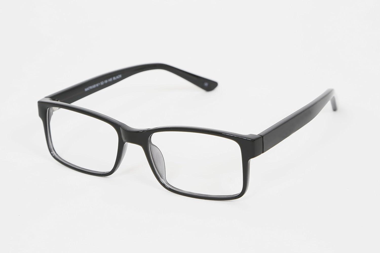 Mens Full Rimmed Designer Glasses Frames (Suitable For Prescription Lenses) Nuspecs