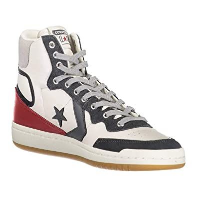 69e7ae937d92 Converse Unisex Adults  Lifestyle Fastbreak Hi Low-Top Sneakers   Amazon.co.uk  Shoes   Bags