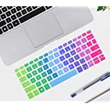 ikammo Keyboard Cover Compatible With Dell Inspiron 14 inch 5482/5481 & DELL XPS 15 9570 9560 9550 & Dell Inspiron 13…
