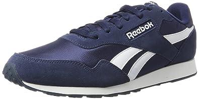 Reebok Herren Royal Ultra Sneaker Black/Ash Grey/Flint Grey/Vital Blue
