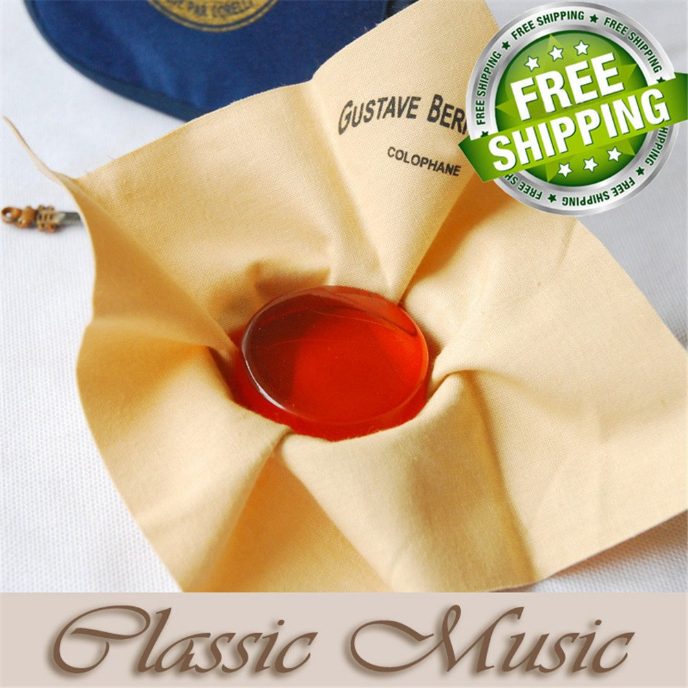 Classic Music Gustave Bernardel Corelli Rosin for Universa Violin,Viola, Cello, !
