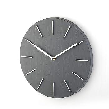 Bloom Flower 14 Inch Modern Wall Clock