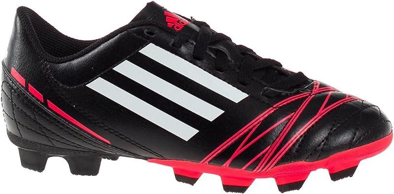 Amazon.com   Adidas Trainers Shoes Kids Conquisto Trx Fg J Black ...