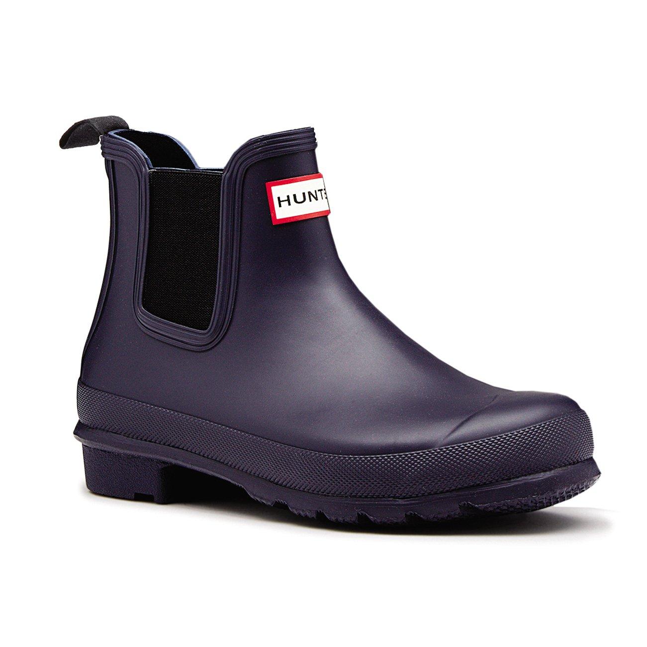 Womens Hunter Original Chelsea Wellingtons Waterproof Rain Ankle Boots B01DKRFGPS Parent