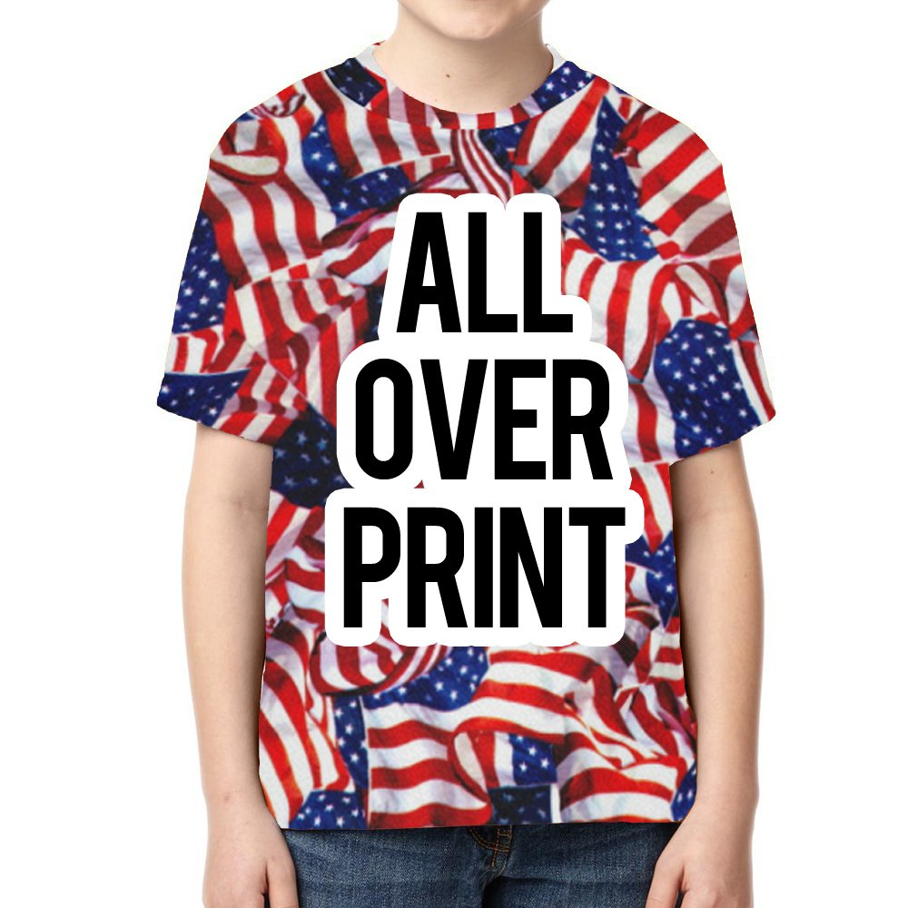 Amazon Nictime Custom T Shirts For Boys Girls Design Your Own