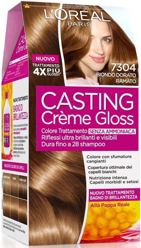 LOréal Paris Casting Crema Gloss Color Tratamiento sin ...