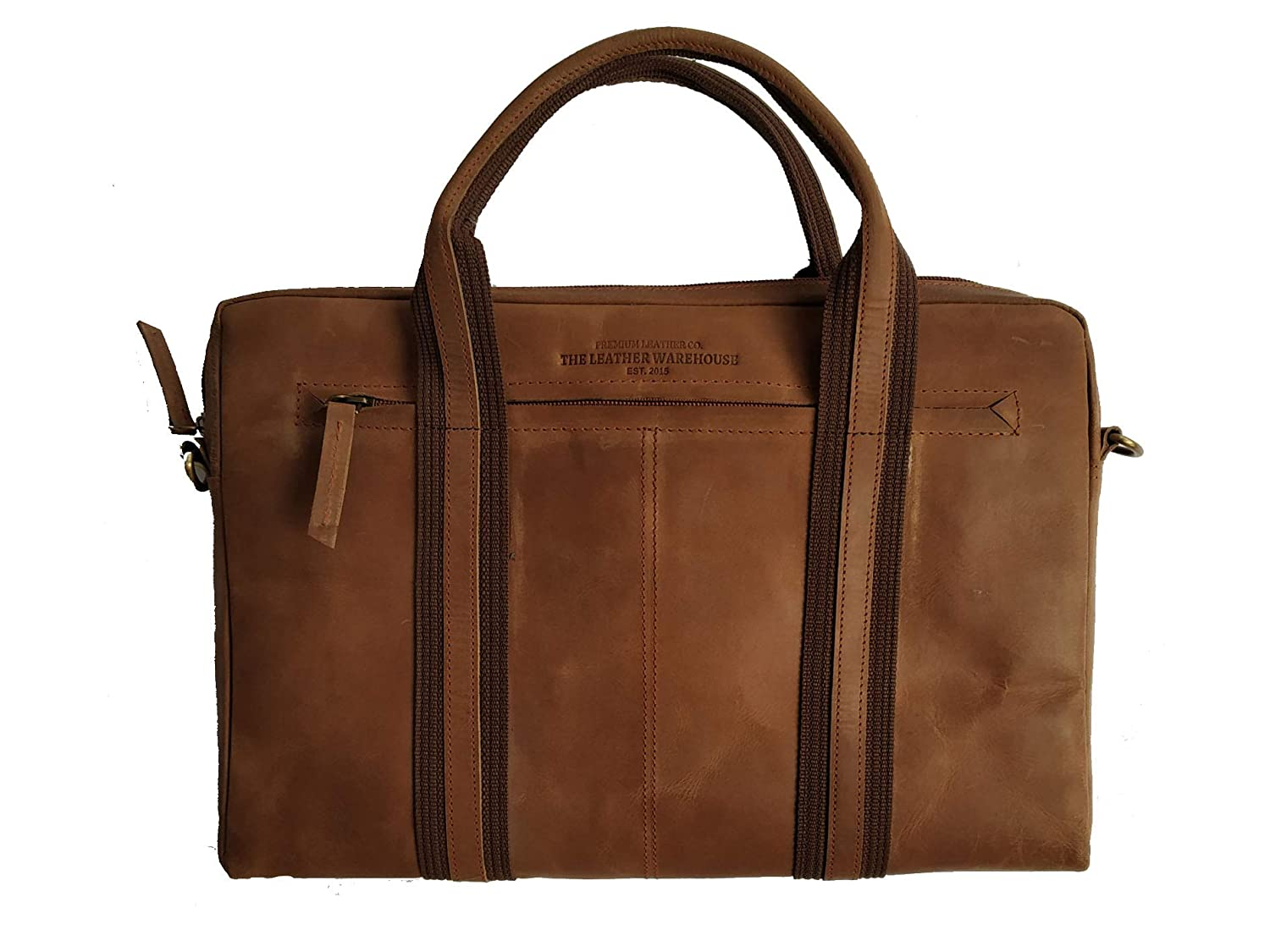 f2bce75222ad Sleek Leather Laptop Bags | The Shred Centre