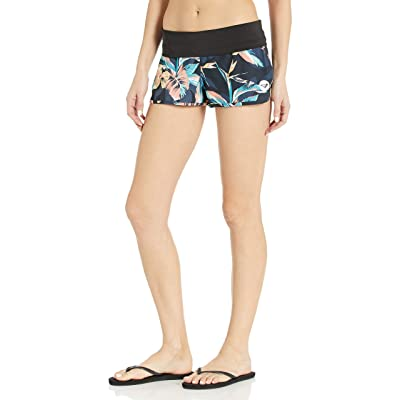 Roxy Women's Endless Summer Printed Boardshort at Women's Clothing store