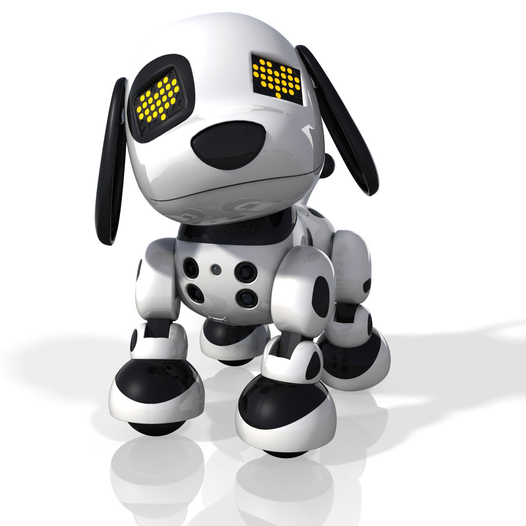 Zoomer Zuppies Interactive Puppy - Spot by Zoomer (Image #2)