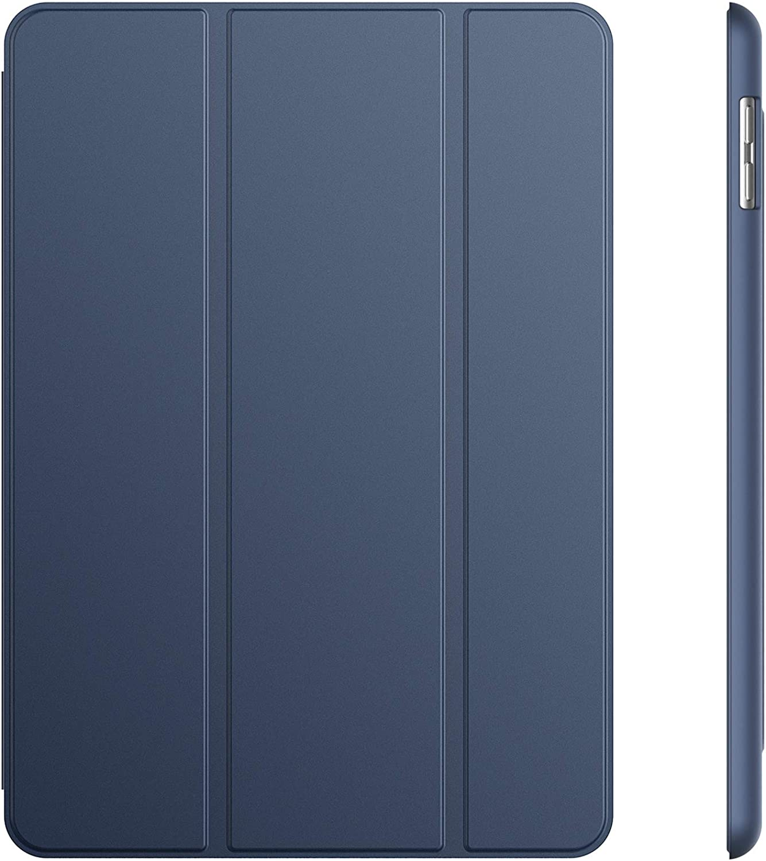 9,7 Pulgadas 2018//2017 Modelo JETech Funda para iPad Auto-Sue/ño//Estela Carcasa con Soporte Funci/ón P/úrpura Claro
